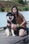 Rose Bierlair - Alaskan Malamute (14 years)